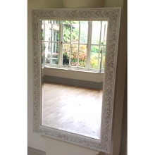 Bramble and Hedgerow Design Mirror